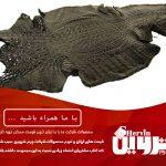 خریداری انواع پوست چرم باکیفیت تمساح
